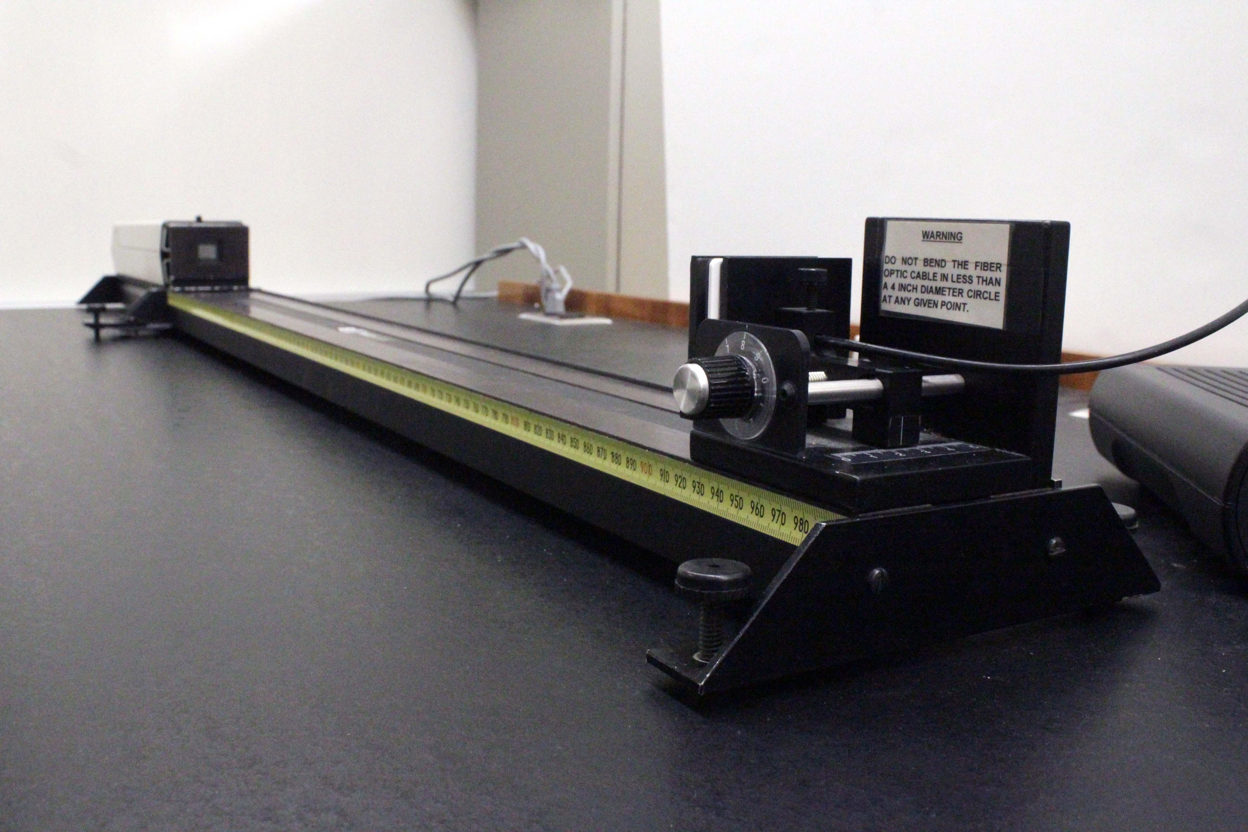 Physics Lab Experiments Experiment 4 Physical Optics